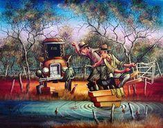 Australian Artists, Paintings For Sale, New Zealand, Australia