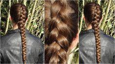 DIY Dutch braid