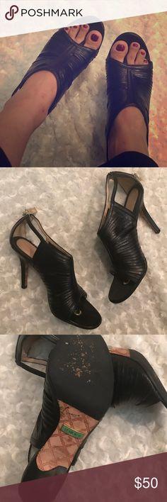 L.A.M.B size 8 In great condition. L.A.M.B. Shoes Heels