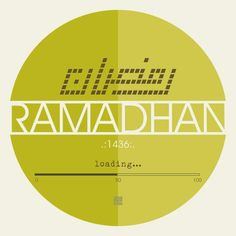 Ramadhan. 41 hari lagi