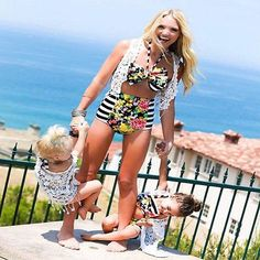 c25576978018f 27 Best Mother   Daughter Swimwear images