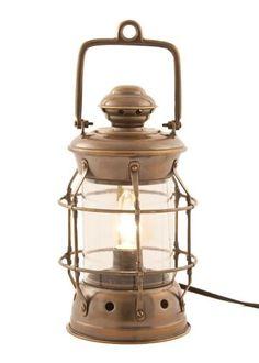 nautical lamp #projectnursery #franklinandben #nursery