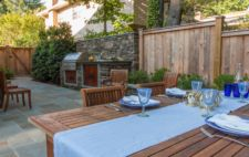 View our backyard escapes portfolio above to get inspiration and ideas for your backyard transformation!