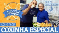 Ana Maria Brogui #282 + Palmirinha - Como fazer uma coxinha especial