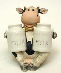 IWGAC 0126S-2810 Cow Salt and Pepper Set
