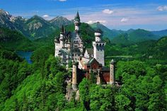Neuschwanstein Castle | Postcrumbs