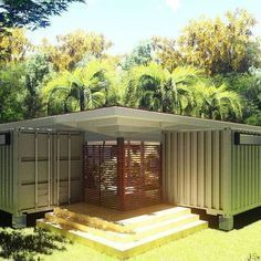 Container Houses PTY