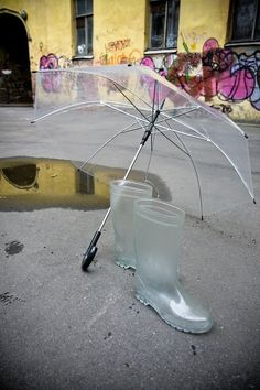 Womens Clear Rainboots- Kandii Rainboots. These boots are the ...