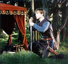 Sir Peter Wolfsbane, Knight of Narnia