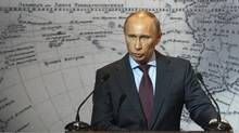 Vladimir Putin, just after being elected President again in 2012: Since then, he has made it clear he's no longer interested in co-operating...