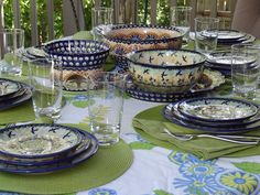 images of gorgeous tabletop place settings | An Incredible Spread! Shared by Denise P.