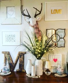 We are loving the way that our client @houseofsixinteriors has including The Maud our large white faux deer head with black antlers in this lovely holiday display! Thank you for sharing! #whitefauxtaxidermy #whitefauxtaxidermyathome #fauxtaxidermy #fauxdeer #fauxdeerhead #deerdecor #deerantlers #fauxanimals #fauxantlers #fauxanimalheads #animaldecor #animalheads #antlerdecor #animalfriendlydecor #wallart #walldecor #wallsculpture #interiordesign #gofaux #homeart #homeart #holidaydecor…