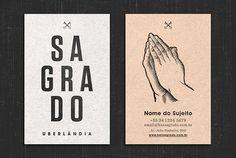 Sagrado on Behance