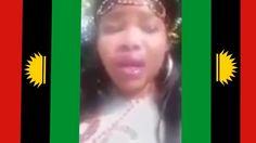 BREAKING: Edo Woman Declares Herself BIAFRAN Because She believes In The...