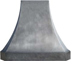 """Custom Zinc Hood """"Chattanooga"""" Custom crafted zinc kitchen hood with smooth and hammered surface. #mycustommade"""