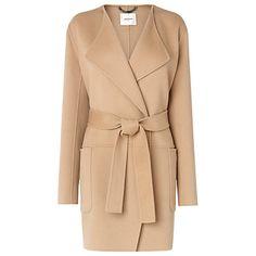 L.K. Bennett Janie Cashmere Coat