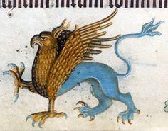 griffin Luttrell Psalter, England ca. 1325-1340 British Library, Add 42130, fol. 160v