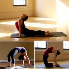 6 Yoga Poses to Open Your Heart : Too much tension can get stuck at your heart's center — especially during such a tumultuous season. A few chest-opening yoga poses are essential, whether you're sitting at a desk during the workweek or you've got a long flight on the horizon. Each of these poses will help you get a little release. Your body will thank you for it!