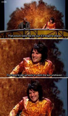 When Noel Fielding said something weird, again. 24 Times British Comedians Were Really Fucking Funny British Humor, British Comedy, British Actors, Nervous Breakdown, Mental Breakdown, Mock The Week, The Mighty Boosh, Are You Not Entertained, Noel Fielding