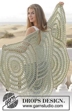 Ravelry: 152-43 Wheel Of Fortune pattern by DROPS design