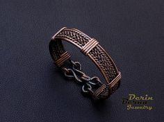 Men braceletCopper Cuff Men BraceleteMens Bracelet