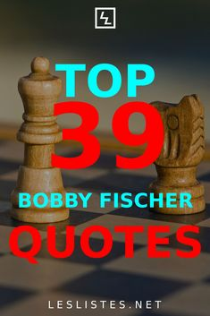 Most people never reach the level of chess grandmaster. Few ever reach the level of Bobby Fischer. Check out the top 39 Bobby Fischer quotes. #BobbyFischer #chess #chessquotes People Quotes, Me Quotes, Bobby Fischer, Chess Quotes, Only Getting Better, Need Friends, Clowning Around, Nature Quotes, I Win