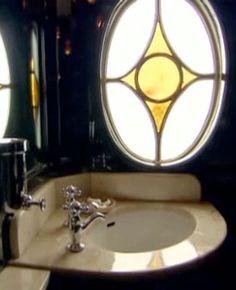 ♔ Orient Express ~ Washbasin
