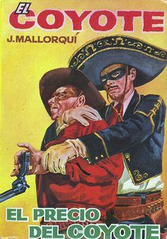 El precio del Coyote. Ed. Cid, 1961 (Col. El Coyote ; 31)