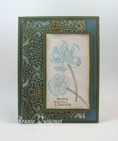 Faux Patina Technique-card-2012 (Easy directions)