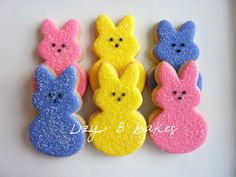 DIY:: Peeps Easter Bunny Cookie Cutter!