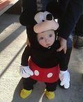 Disney's Mickey Mouse Costume - 2012 Halloween Costume Contest