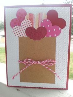 Valentine Homemade Cards 44
