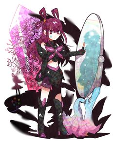 Dark Dream - Yes! Sailor Moon, Smile Pretty Cure, Digimon Adventure 02, Dream Anime, Mermaid Melody, Tokyo Mew Mew, Glitter Force, Popular Anime, Fan Art