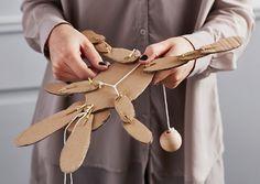 4 Brilliant DIY Toys Made of Ikea Cardboard Boxes - Petit & Small
