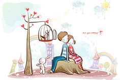 Love Moment Wallpaper