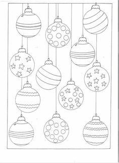 Color Your Own Christmas Ornaments Printable! Color Your Own Christmas Ornaments Printable! Noel Christmas, Christmas Balls, Christmas Colors, Christmas Decorations, Christmas Mandala, Christmas Windows, Christmas Nativity, Outdoor Christmas, Winter Christmas