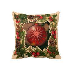 merry #christmas, #frame throw #pillows