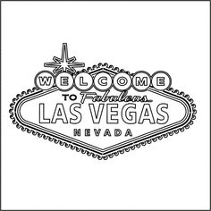 Filelas vegas signg photo books pinterest vegas filing template for a las vegas welcome sign pronofoot35fo Choice Image