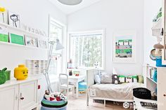 Journal of Interior Design - Interior design, decoration and inspiration for your home: They painted it white