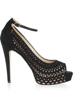 BRIAN ATWOOD  Lolita ankle-strap sandals - so wish I could wear shoes like this!