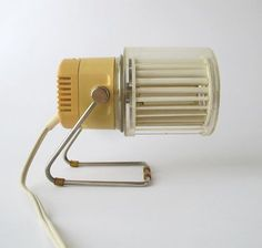 Retro Desk Fan. Kurt Boeser. GDR by ArqueologiaDomestica on Etsy