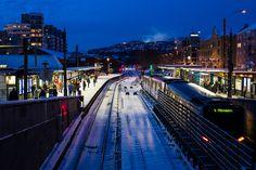 Majorstua - Oslo 360 www.oslo360.no
