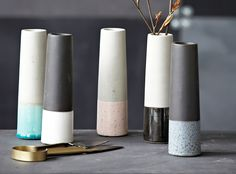 house doctor vase tube xs