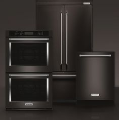 KitchenAids Black S