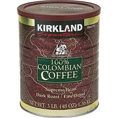"""Best Coffee!  They ran out of my usual brand and I """"had"""" to buy this instead.  Was pleasantly surprised & have been a happy camper ever since!"""