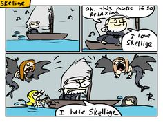 Witcher 3, doodles #171 by Ayej