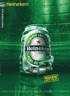 L'esprit bière - Packaging