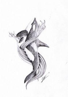 orca tattoo - Google Search