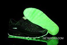 wholesale dealer 01f2b 731a7 Nike Air Max 90 Black Fluorescent Green TopDeals, Price   78.45 - Adidas  Shoes,Adidas Nmd,Superstar,Originals