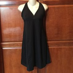 """Selling this """"JUST IN Tommy Bahama Black Pearl Halter Cup Dress"""" in my Poshmark closet! My username is: scoulon. #shopmycloset #poshmark #fashion #shopping #style #forsale #Tommy Bahama #Dresses & Skirts"""